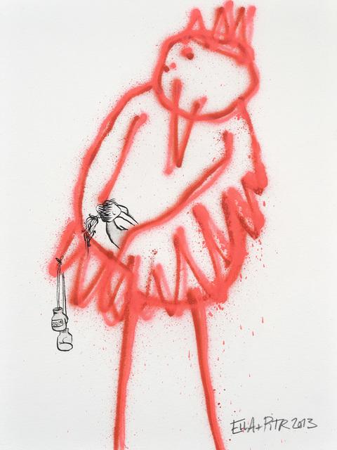 , 'Bercée Boxeuse,' 2013, Le Feuvre & Roze