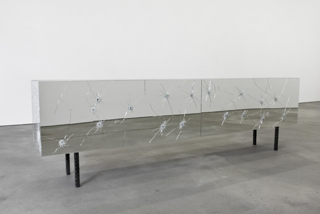 , 'Broken Heart II,' 1990-1995, Galería Heinrich Ehrhardt
