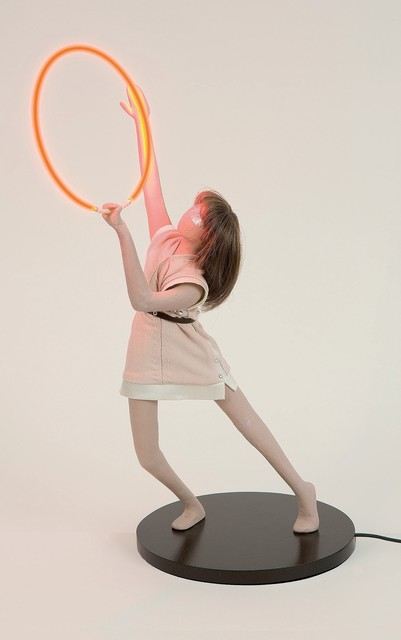 Mai-Thu Perret, 'A Portable Apocalypse Ballet (Red Ring) (for Parkett 84)', 2008, Parkett