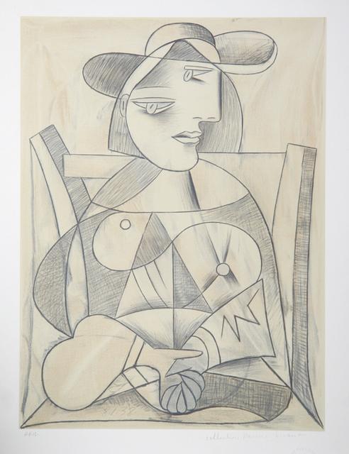 Pablo Picasso, 'Femme aux Mains Jointes,1938', 1979-1982, RoGallery