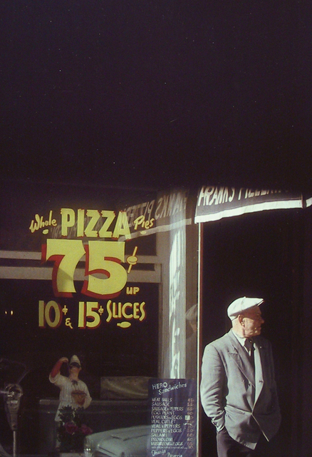 , 'Pizza Paterson,' 1952, GALLERY FIFTY ONE