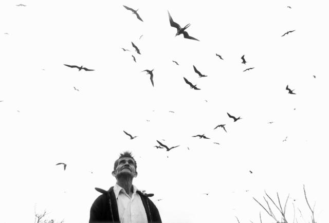 , 'Señor de los Pájaros, Nayarit, Mexico,' 1984, ROSEGALLERY