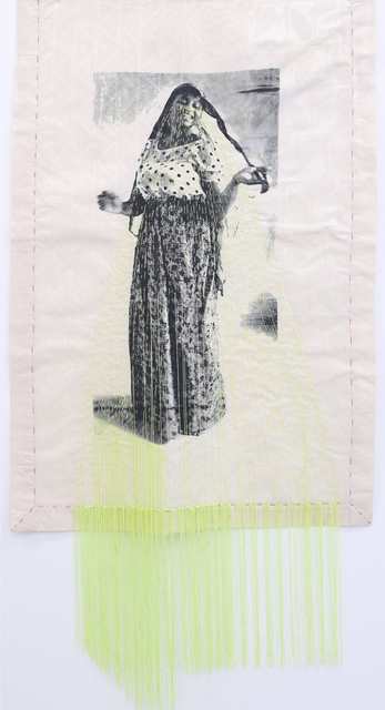 , 'Rafia,' 2017-2018, Mariane Ibrahim Gallery