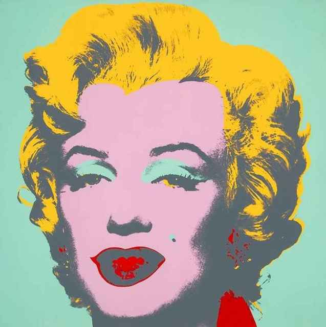 Andy Warhol, 'Green and Pink Marilyn 11.23', 1970, Print, Serigraph, Leviton Fine Art