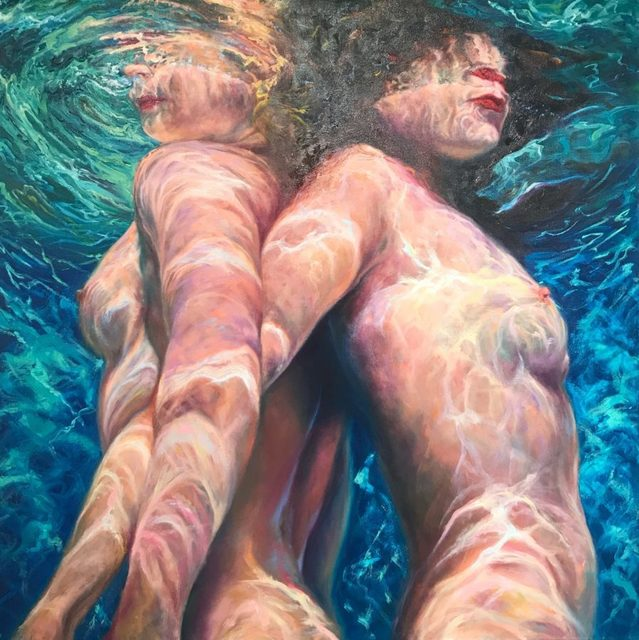 , 'Trust,' 2017, Adelman Fine Art