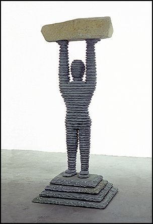 , 'Shimshon (#48),' 1998, SPONDER GALLERY