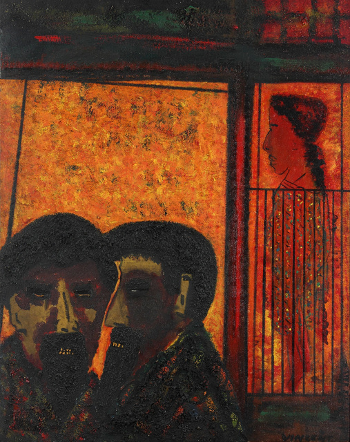 Vincent Smith, 'The Soul Brothers', ca. 1969, Alexandre Gallery