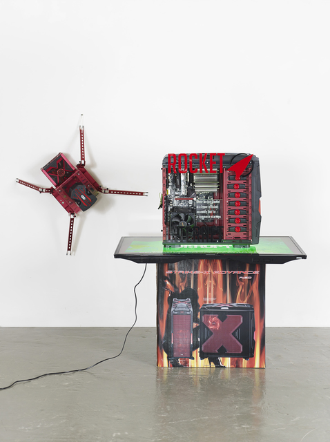 , 'Berlin Startup Case Mod: Rocket Internet. ,' 2014, MoMA PS1