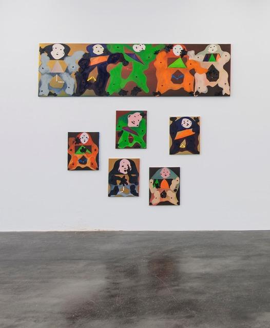 , 'Wezen I–VI,' 2013-2014, Kunstverein Reutlingen