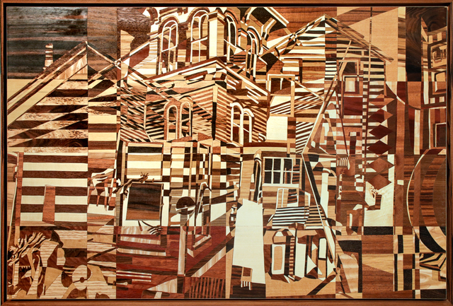 Matt R. Phillips, 'Without Floorboards 3-4', 2012, Paradigm Gallery + Studio