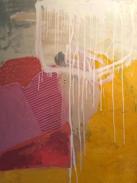 James Salarda, 'Overload Series 4', 2016, Painting, Oil on Canvas, Qube Gallery