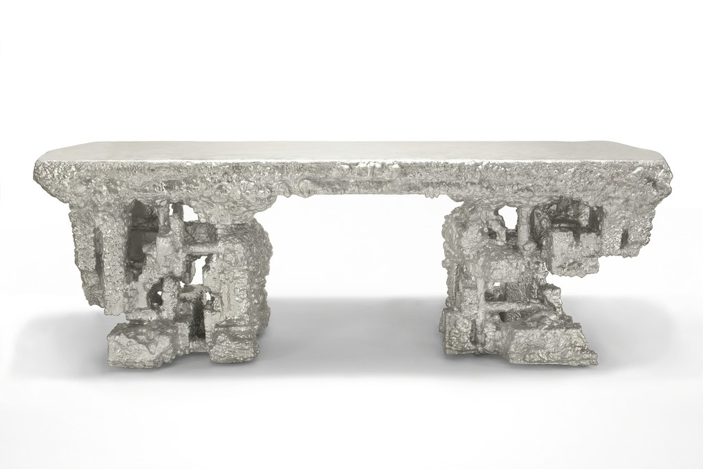 Alufoil desk