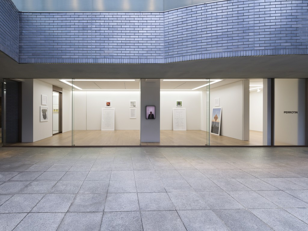 View of the exhibition at Perrotin Tokyo.