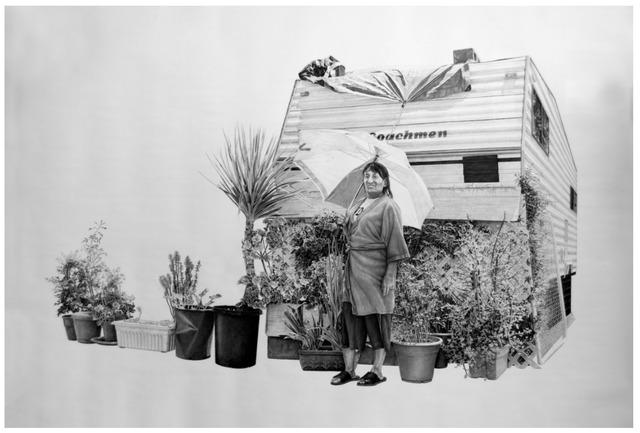 , 'Amanda,' 2015, Tinney Contemporary