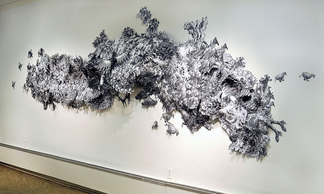 , 'Chaos #4,' , Brown Gallery