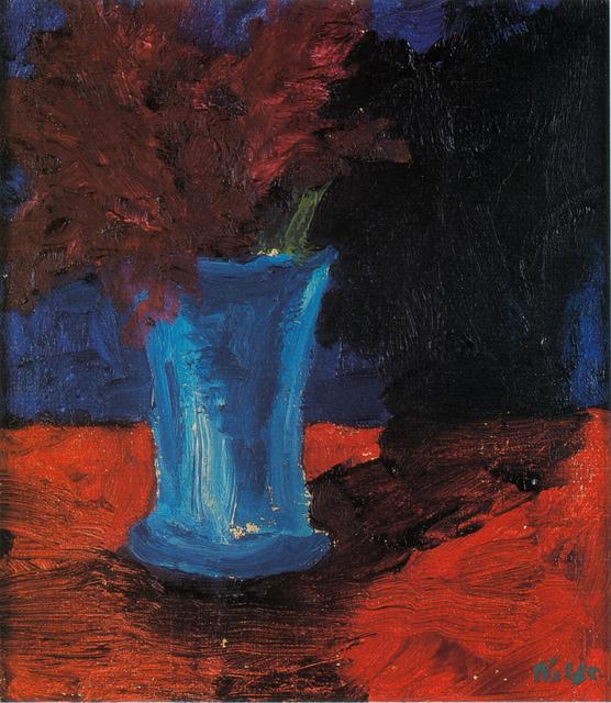 , 'Vase mit Blumen,' 1915, Henze & Ketterer