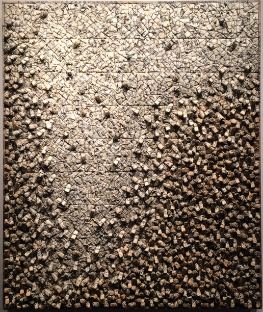 , 'Aggregation OZ-D101,' 2002, Rosenfeld Gallery