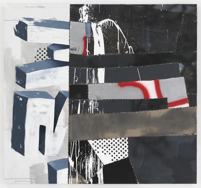 , 'Interrompante,' 2018, Fergus McCaffrey