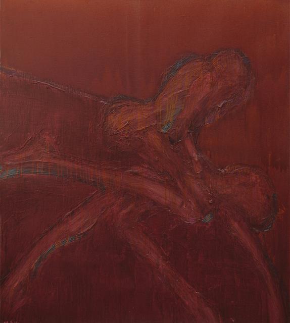 , 'Moreno,' 1982, Canadian Fine Arts
