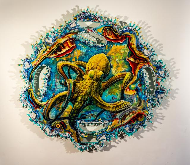 , 'Ocean Master,' 2019, VK Gallery