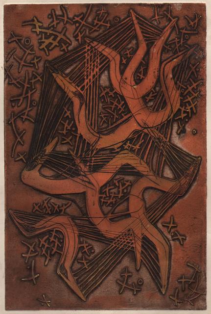 , 'En Vol,' 1953, Dolan/Maxwell