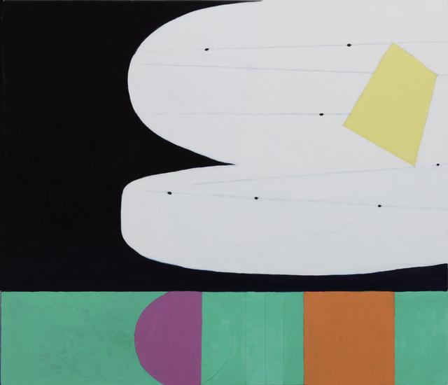, '100/32 Guiseppe Ungaretti | Auszögst Du aus dem Dämmer (Nr. 3),' 2018, Häusler Contemporary