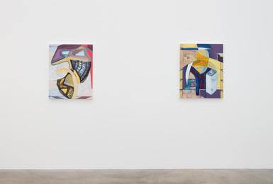 Magalie Guérin, No Body Knows , 2017, Installation view