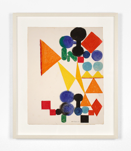 , 'Untitled,' 1967, Inman Gallery