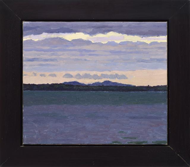 Graham Nickson, 'Arcadia Series: Blue Hill Dawn', 1994, Painting, Oil on canvas, Betty Cuningham