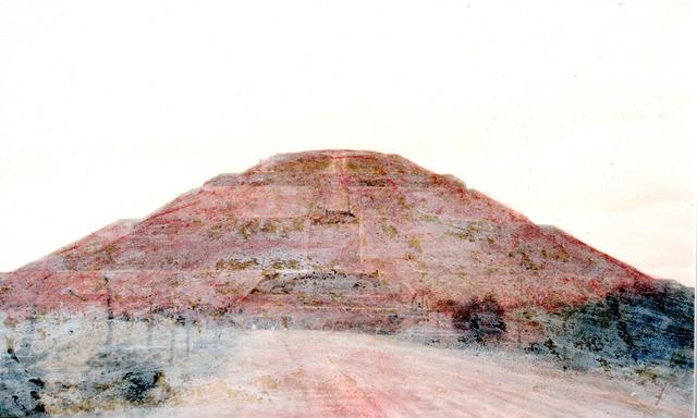 , 'Variaciones sobre la Pirámide del Sol No. 9,' 2018, Patricia Conde Galería