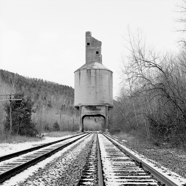 , 'Coaling Tower #20,' 2013, Robert Mann Gallery