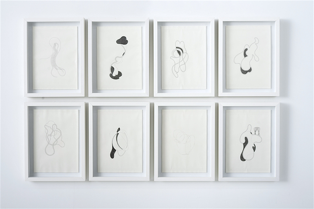 , 'Drawing,' 2012, Durban Segnini Gallery