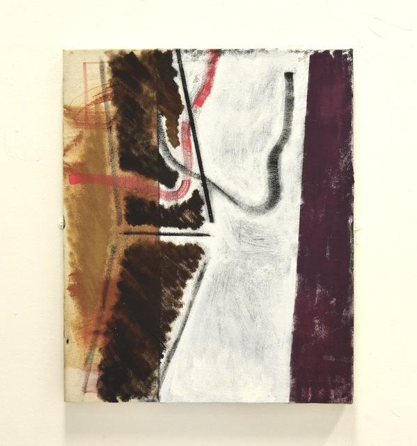 , 'Untitled (K),' 2013, V1 Gallery
