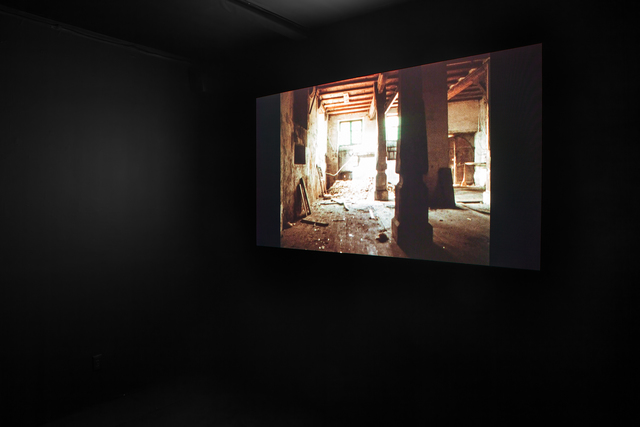 , 'Räume sind hüllen, sind Häute (Rooms are surroundings, are skins),' 1981, Swiss Institute