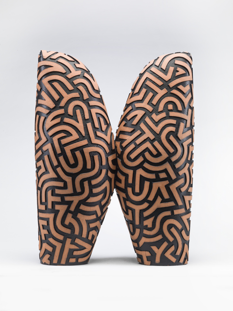 Jon Buck, 'Touch of Nature', 2018, Sculpture, Fired Ceramic, Pangolin London