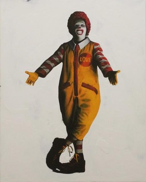 Masaki Yada, 'Mr. Ronald McDonald', 2013, Ransom Art