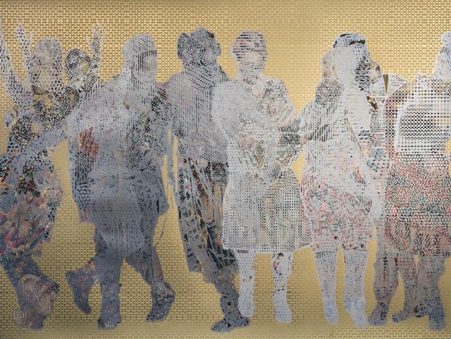 , 'Frieze #12,' 2018, Gazelli Art House