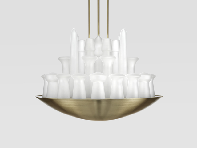 , 'Temple Chandelier,' 2017, Priveekollektie Contemporary Art | Design