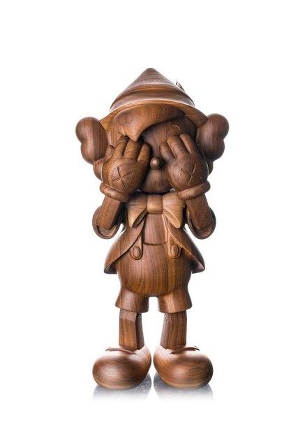 , 'Pinocchio Wood by Medicom x Disney x Karimoku ,' 2018, Red Chamber Gallery
