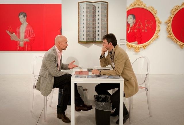 , 'Leonard Ruethmueller, Art Miami ,' 2010, Clark Gallery