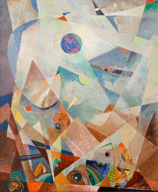 , 'Earth,' ca. 1940, Amanda Winstead Fine Art