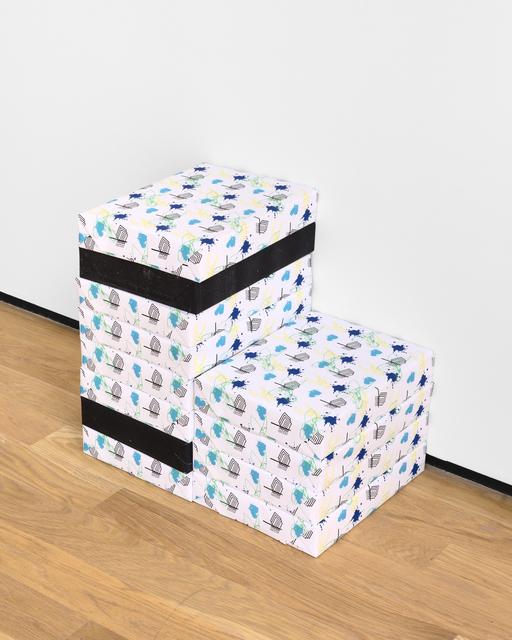 , 'Paper Pile C ,' 2017, Foxy Production