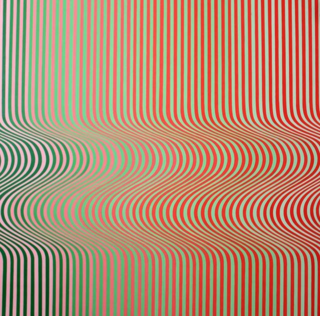 , 'Gravitational Field,' 2014, Galleria GUM