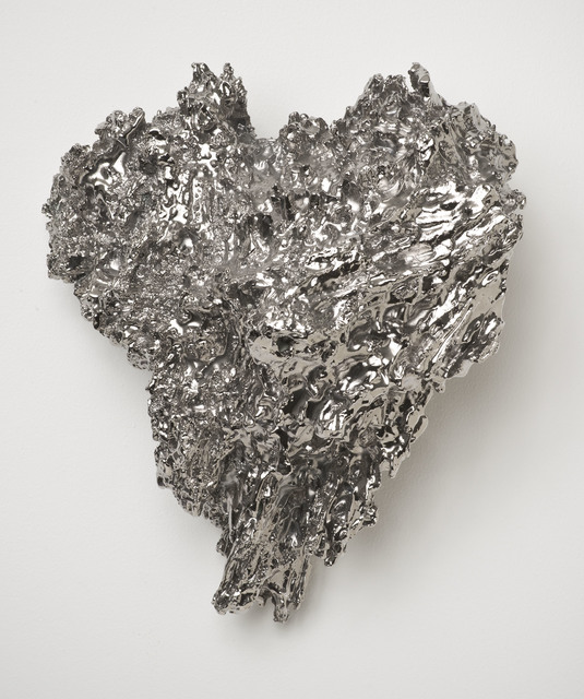 Liz Larner, 'Lux Interior (Platinum)', 2012, Regen Projects