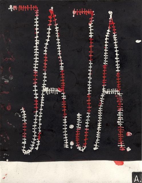 , 'Ja Ja (Yes Yes) St Paul #361 ,' 2013, Patrick Heide Contemporary