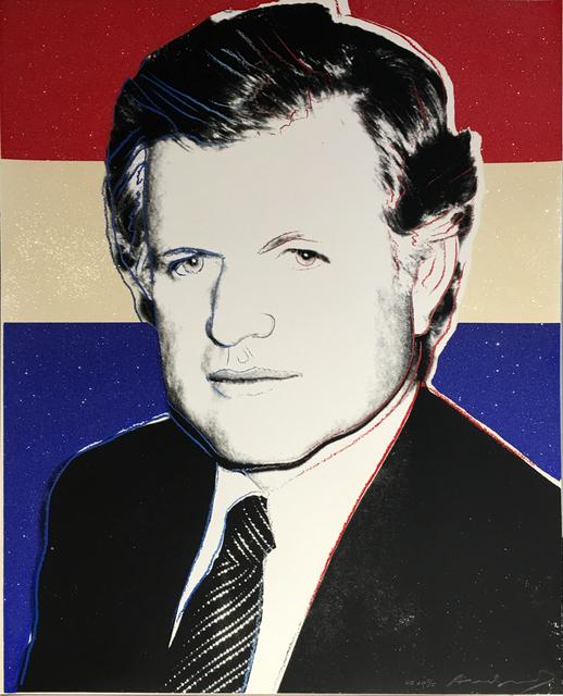 , 'Edward Kennedy (Deluxe Edition) II.241,' 1980, Hamilton-Selway Fine Art