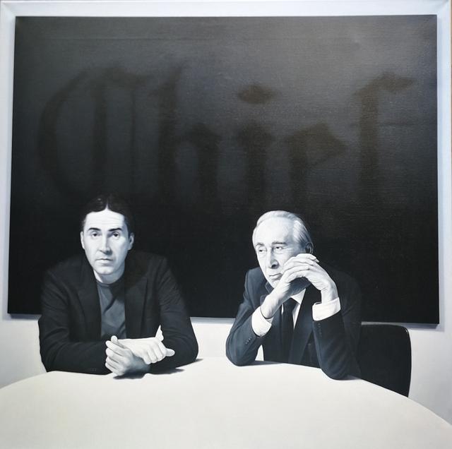 Kepa Garraza, 'Leo Castelli, New York 1992', 2012, Victor Lope Arte Contemporaneo