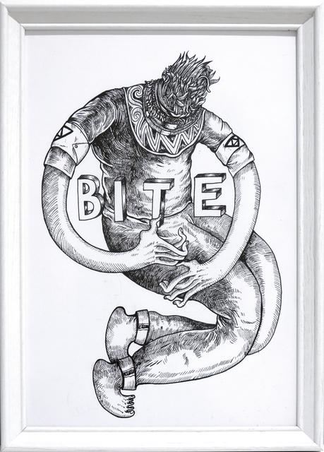 , 'Bite ,' 2016, Chan + Hori Contemporary