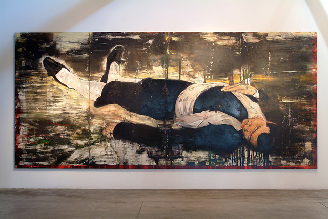 , 'Death of the Toreador (Matador),' 2003, Bentley Gallery