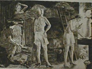 , 'Close Quarters,' 1932, Paramour Fine Arts